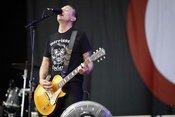 Auf die alten Zeiten: Live-Fotos von Bad Religion bei Rock im Park 2018