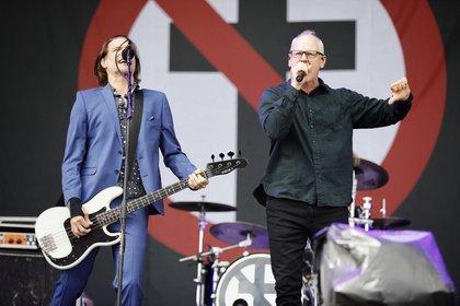 Good old Punk - Auf die alten Zeiten: Live-Fotos von Bad Religion bei Rock im Park 2018