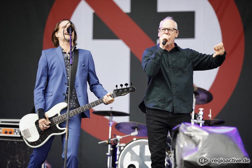 Bad Religion (live bei Rock im Park, 2018)