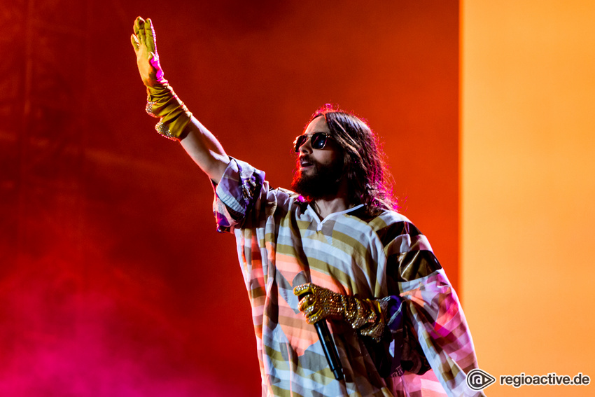 Thirty Seconds To Mars (live bei Rock am Ring, 2018)