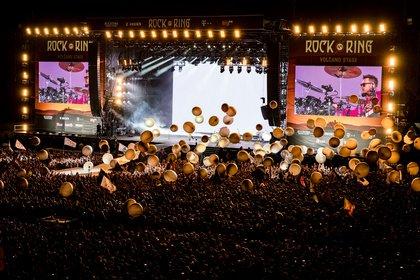 Schäfchen im Trockenen - Rock am Ring 2018: Ausgelassener Festivalauftakt am Freitag
