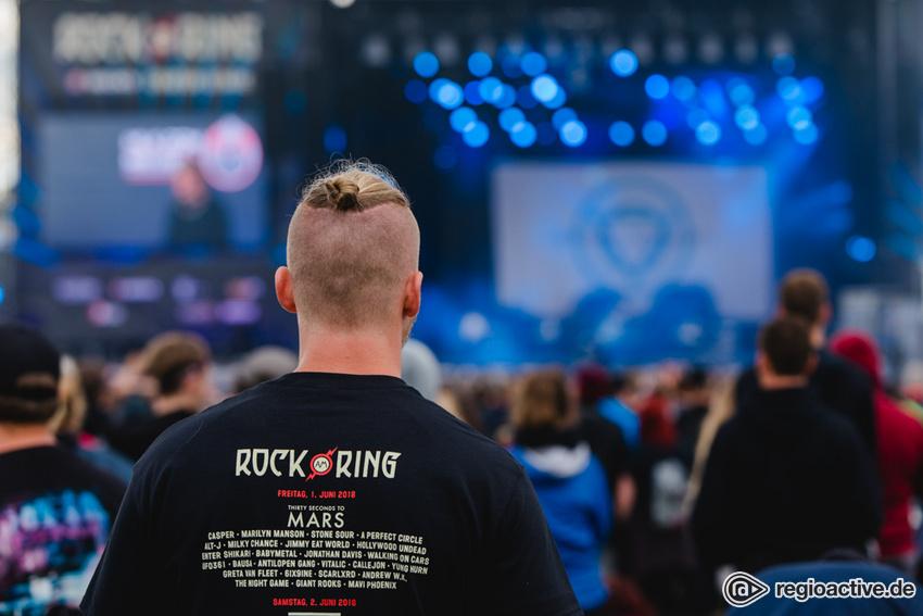 Impressionen vom Freitag bei Rock am Ring