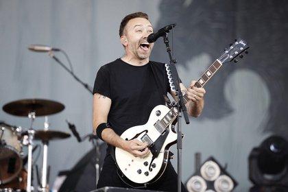 Polit-Punk vom Feinsten - Anti-Alles: Live-Fotos von Rise Against bei Rock im Park 2018