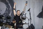 Anti-Alles: Live-Fotos von Rise Against bei Rock im Park 2018