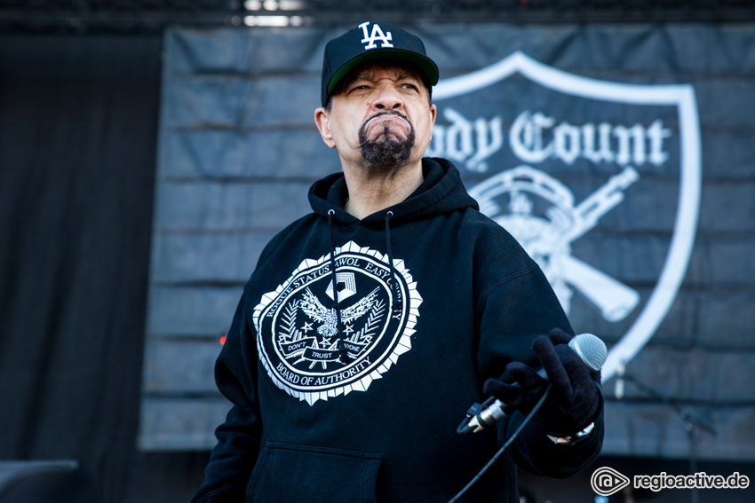 Body Count feat. Ice-T (live bei Rock am Ring, 2018)