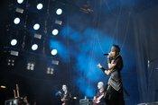 Mystisch: Live-Bilder von Babymetal bei Rock im Park 2018