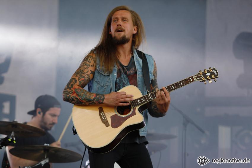 Casper (live bei Rock im Park, 2018)