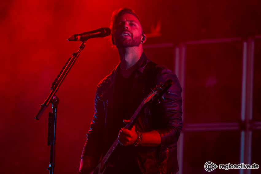Bullet For My Valentine (live bei Rock am Ring, 2018)