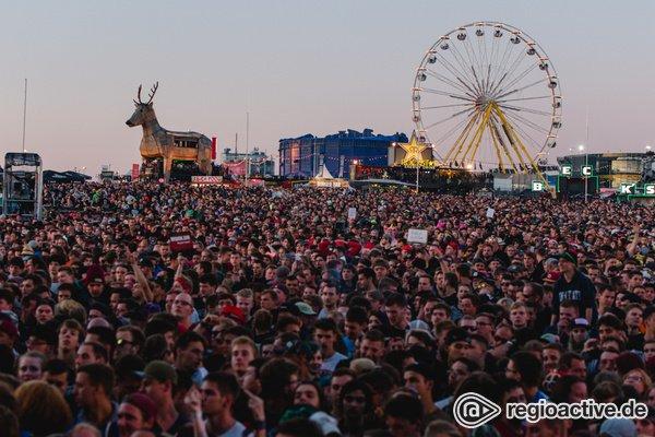Alte Freunde - Rock am Ring & Rock im Park 2019 mit Smashing Pumpkins, Trivium und mehr
