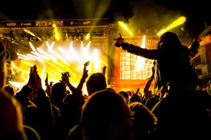 Foo Fighters und Gorillaz von (der) Muse geküsst - Rock am Ring 2018: Die Samstags- und Sonntags-Highlights des gelungenen Festivals
