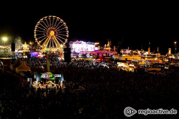 Hochkarätiges Line-up - Rock am Ring & Rock im Park 2019: Slipknot und Tool als Headliner bestätigt