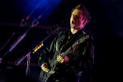Headliner und Highlight - Bombastisch: Live-Bilder von Muse bei Rock am Ring 2018