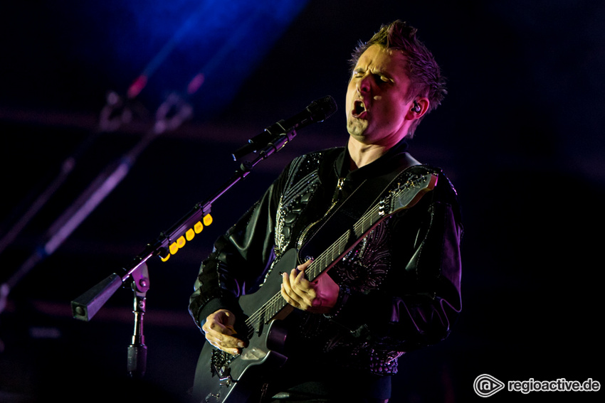 Muse (live bei Rock am Ring, 2018)