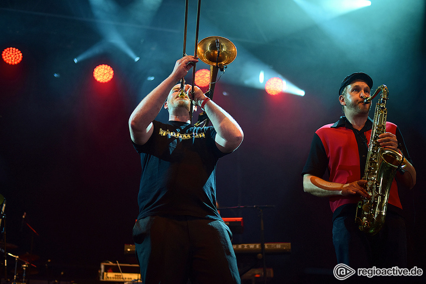 Dr. Woggle and the Radio (live in Mannheim, 2018)