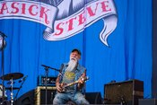 Authentisch: Bilder von Seasick Steve live bei Rock am Ring 2018