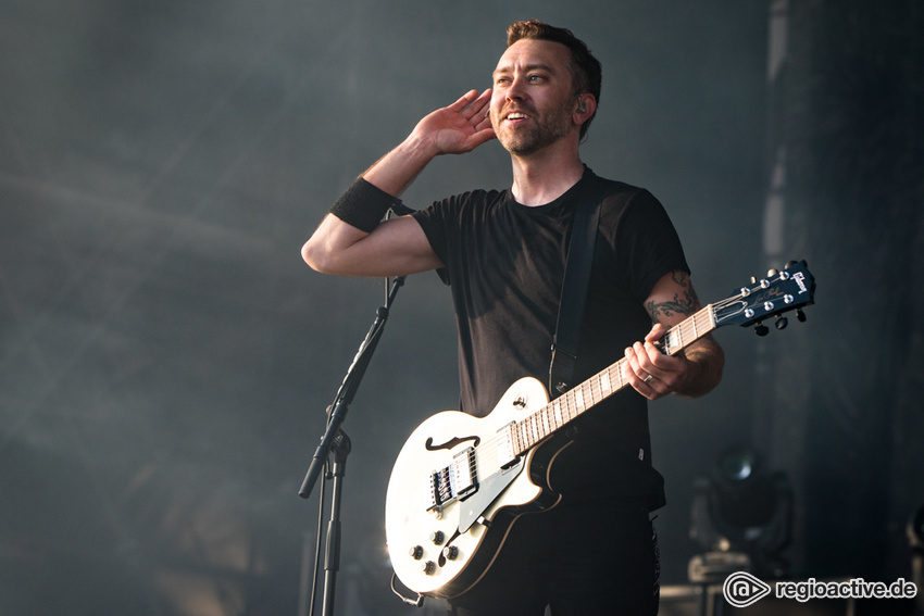 Rise Against (live bei Rock am Ring, 2018)