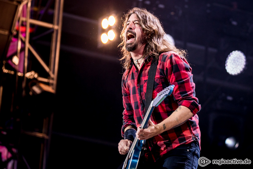 Foo Fighters (live bei Rock am Ring, 2018)
