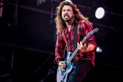 Rustikal - Gewaltig: Live-Fotos der Foo Fighters bei Rock am Ring 2018
