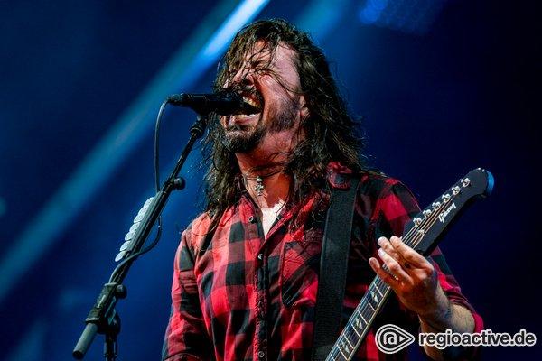 Klare Ansage - Dave Grohl: Foo Fighters werden sich niemals auflösen