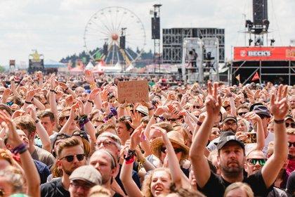 So entspannt wie lange nicht mehr - Idyllisch: Impressionen vom Sonntag bei Rock am Ring 2018