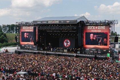 Headliner bestätigt - Rock am Ring und Rock im Park 2021: System Of A Down, Green Day und Volbeat sind wieder dabei