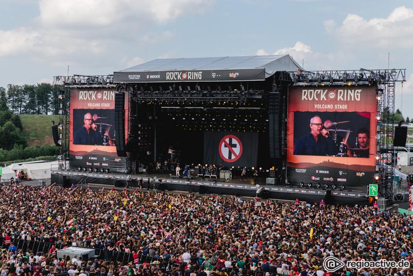 Impressionen vom Sonntag (live bei Rock am Ring, 2018)