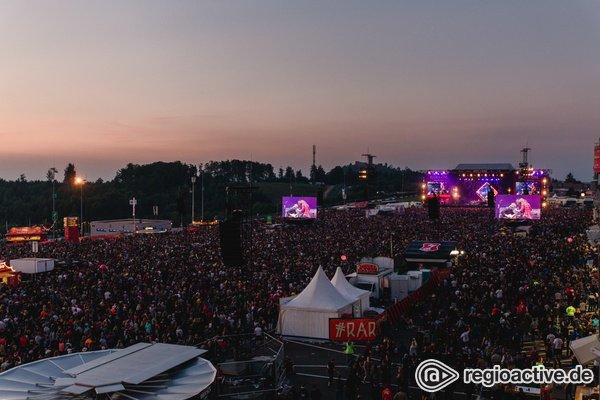 Wer zu spät kommt... - Rock am Ring & Rock im Park 2019 fast ausverkauft! Neue Bands bestätigt