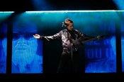 Leuchtend: Live-Fotos von Muse bei Rock im Park