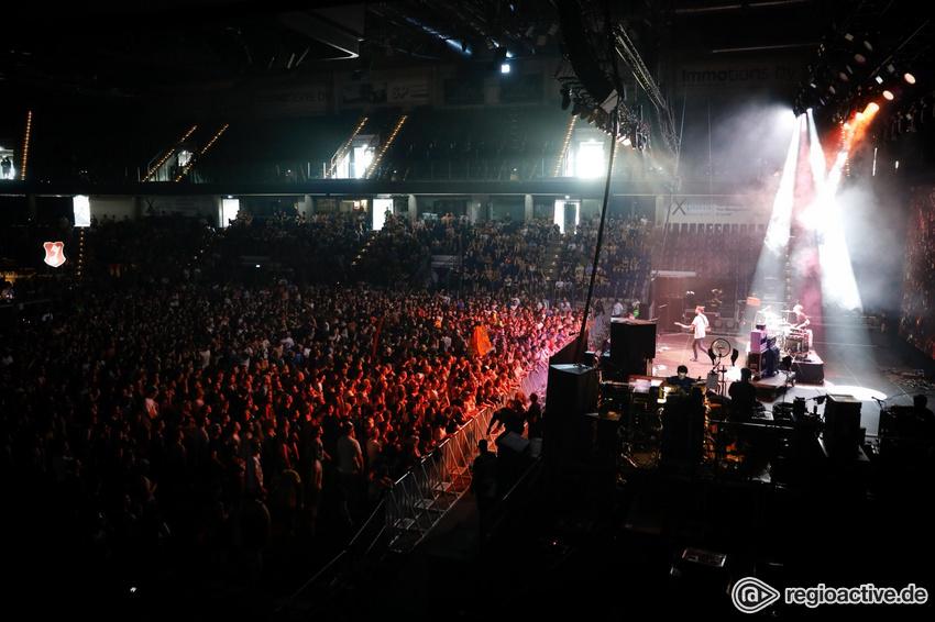 Heisskalt (live bei Rock im Park, 2018)