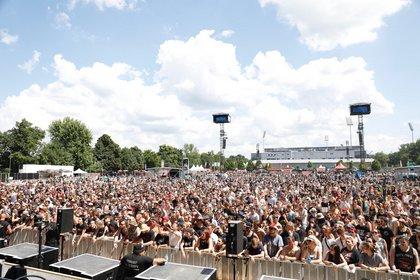 Feierlaune - Impressionen vom Samstag und Sonntag bei Rock im Park 2018