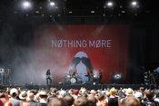 Nothing More: Live-Fotos der Alternative-Metaller bei Rock im Park 2018