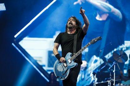 Schweißgebadet - Episch: Live-Bilder der Foo Fighters bei Rock im Park 2018