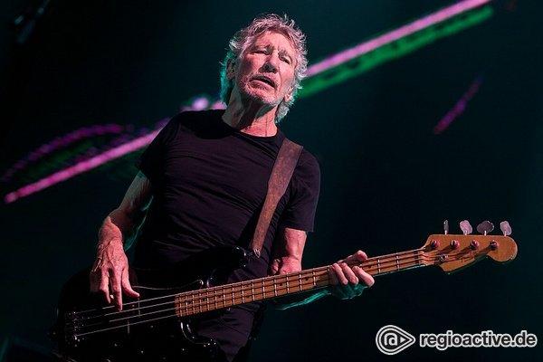 Dokumentation einer kontroversen Tour - Roger Waters: Us & Them Tour-Film kommt ins Kino