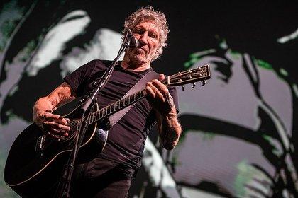 Voller Eindrücke - Roger Waters: Bilder des Pink Floyd-Großmeisters live in der SAP Arena Mannheim