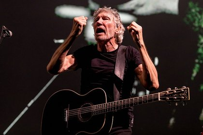 In vieler Hinsicht kontrovers - Roger Waters fordert seine Fans in der Mannheimer SAP Arena heraus