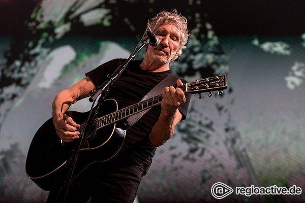 Für das Heimkino - Roger Waters veröffentlicht Konzertfilm 'Us + Them' digital und auf Vinyl