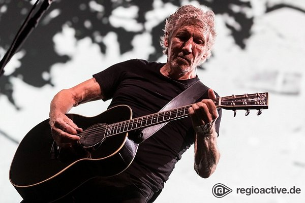 Set the Controls - Roger Waters spielt mit Nick Mason bei Konzert in New York
