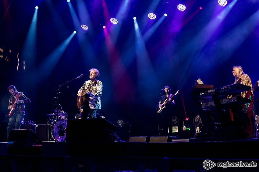 YES (live in Mannheim 2018)