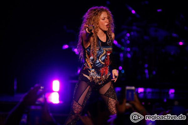 Latin Power - Shakira und Jennifer Lopez rocken die Super Bowl Halbzeitshow 2020
