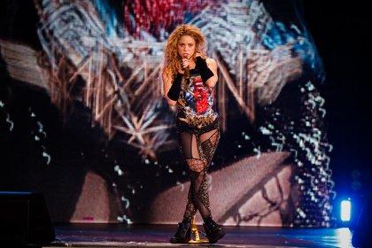 Das Comeback - Shakira: Fotos des Weltstars live in der Lanxess Arena in Köln