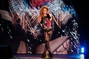 Shakira: Fotos des Weltstars live in der Lanxess Arena in Köln