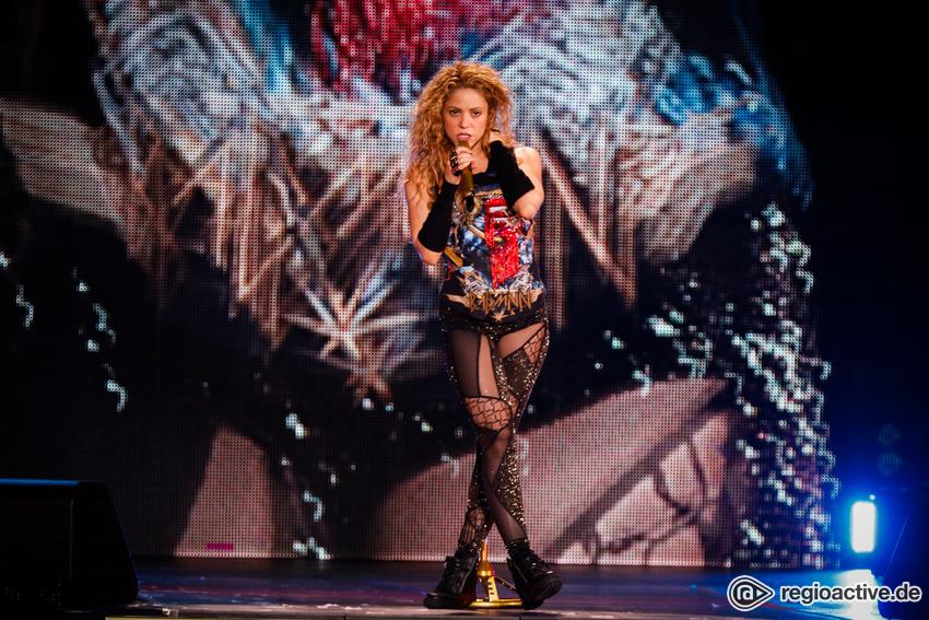 Shakira, am 05.06.2018 in Köln