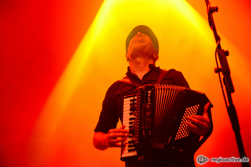 Fiddler's Green (live in Mannheim, 2018)