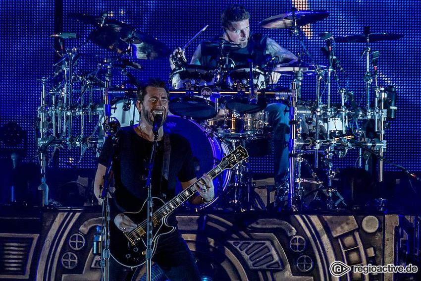 Nickelback (live in Frankfurt 2018)