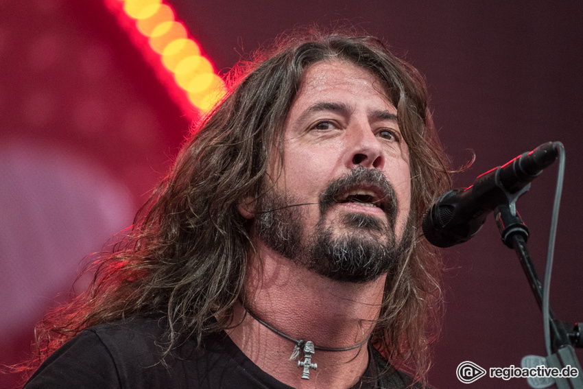 Foo Fighters (live in Hamburg, 2018)