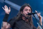 Die Größten: Bilder der Foo Fighters live auf der Trabrennbahn Bahrenfeld in Hamburg