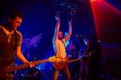 Viel Bock: Fotos von LammBock live bei der Rockbuster Vorrunde 2018 in Ludwigshafen