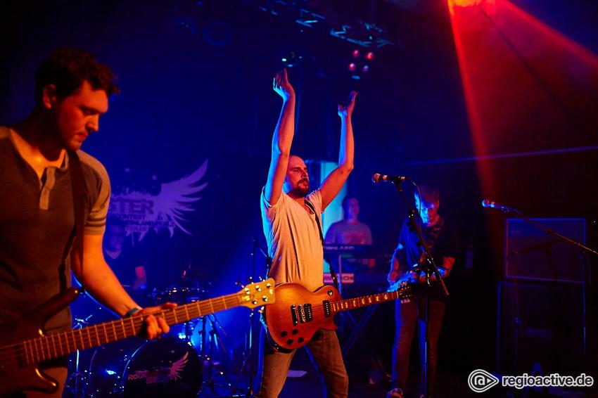 LammBock (live bei der Rockbuster Vorrunde in Ludwigshafen, 2018)