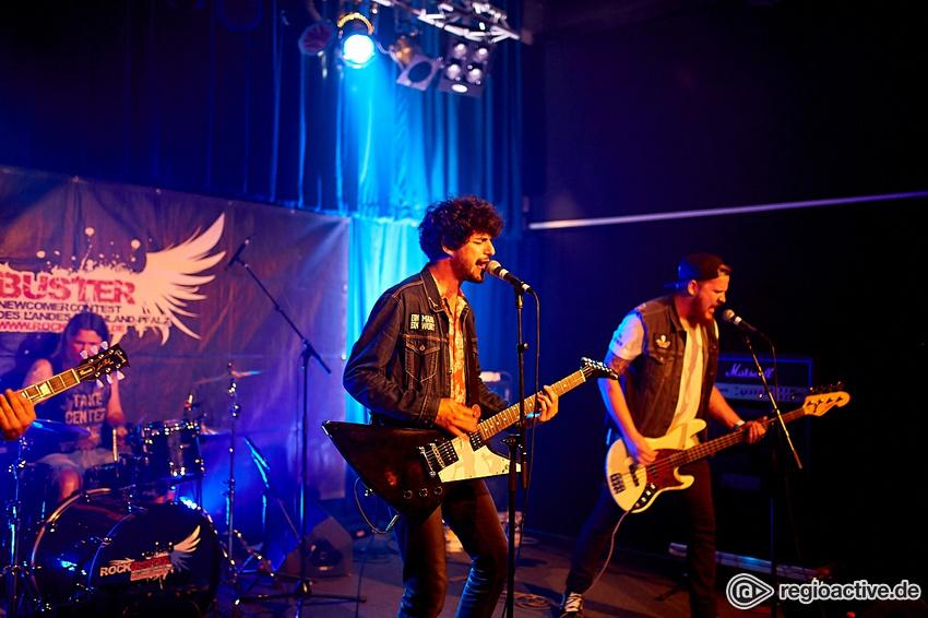 Uhrwerk (live bei der Rockbuster Vorrunde in Ludwigshafen, 2018)