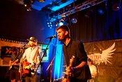 Ausgelassener Pop: Bilder von StrangersandFriends live bei der Rockbuster Vorrunde 2018 in Ludwigshafen